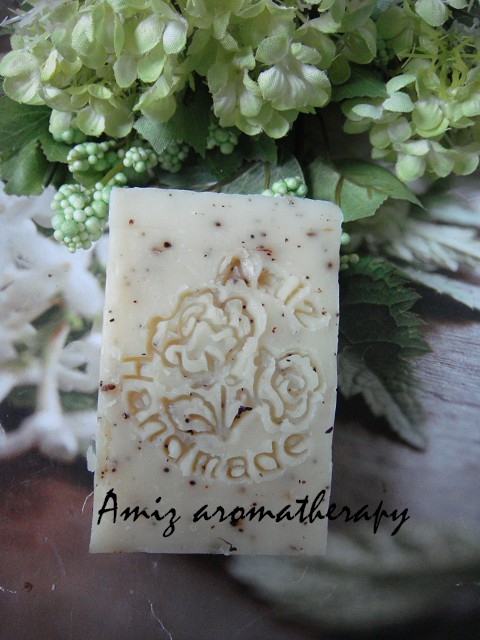 100%天然法國抗氧化去印玫瑰果手造皂|France anti-oxidant whitening rosehip hand-made soap